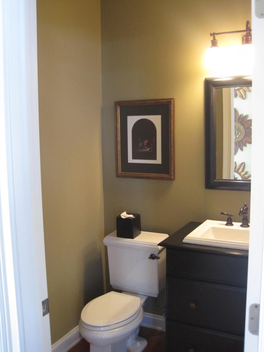 Decorating Powder Room Photos