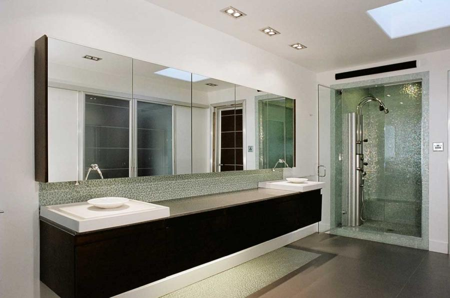 modern bathrooms