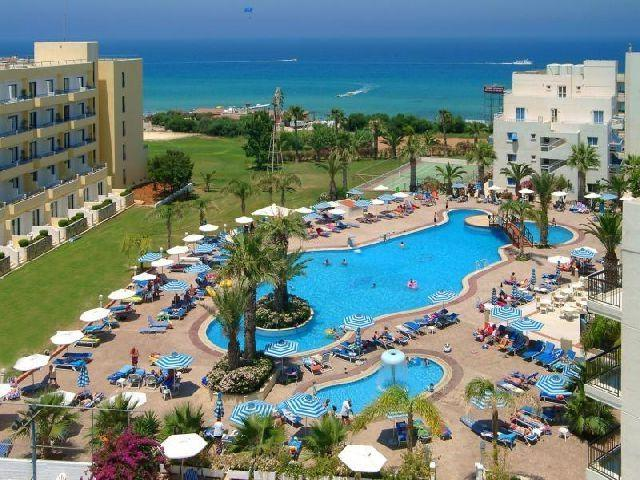 Cyprus. Papantonia Hotel and Apartments