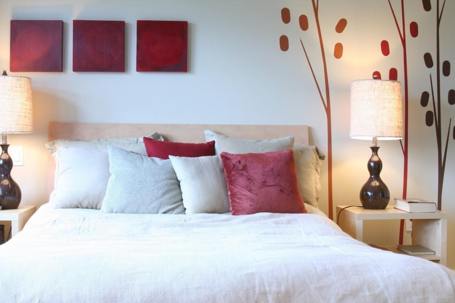 Classic Feng Shui Bedroom Interior listed in: minimalist Bedroom...