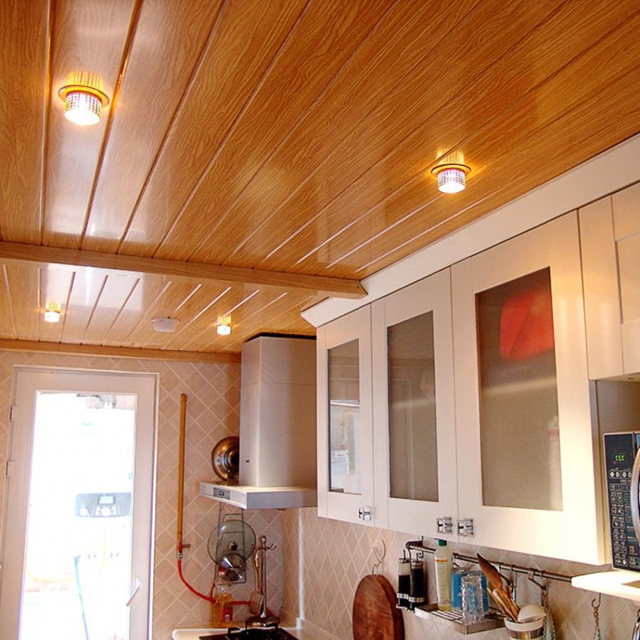 Wood Ceiling Photo