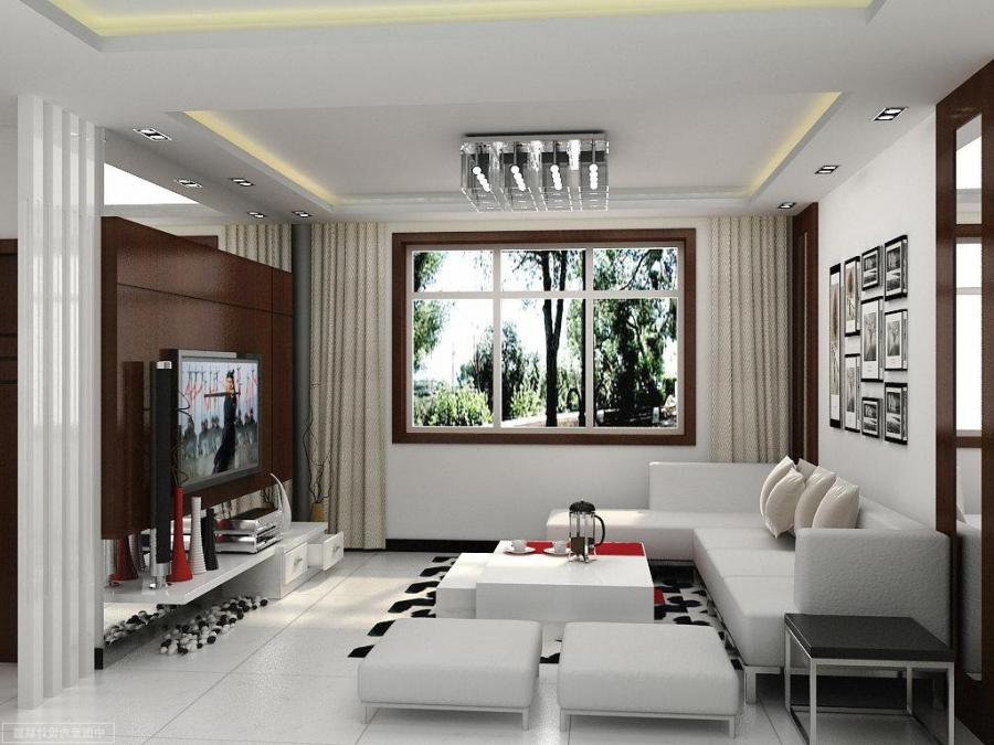Interior Decorating Amazing Decorating Wall In White Cool...