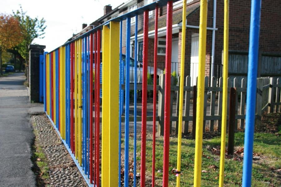 Photo Of Fence Railings