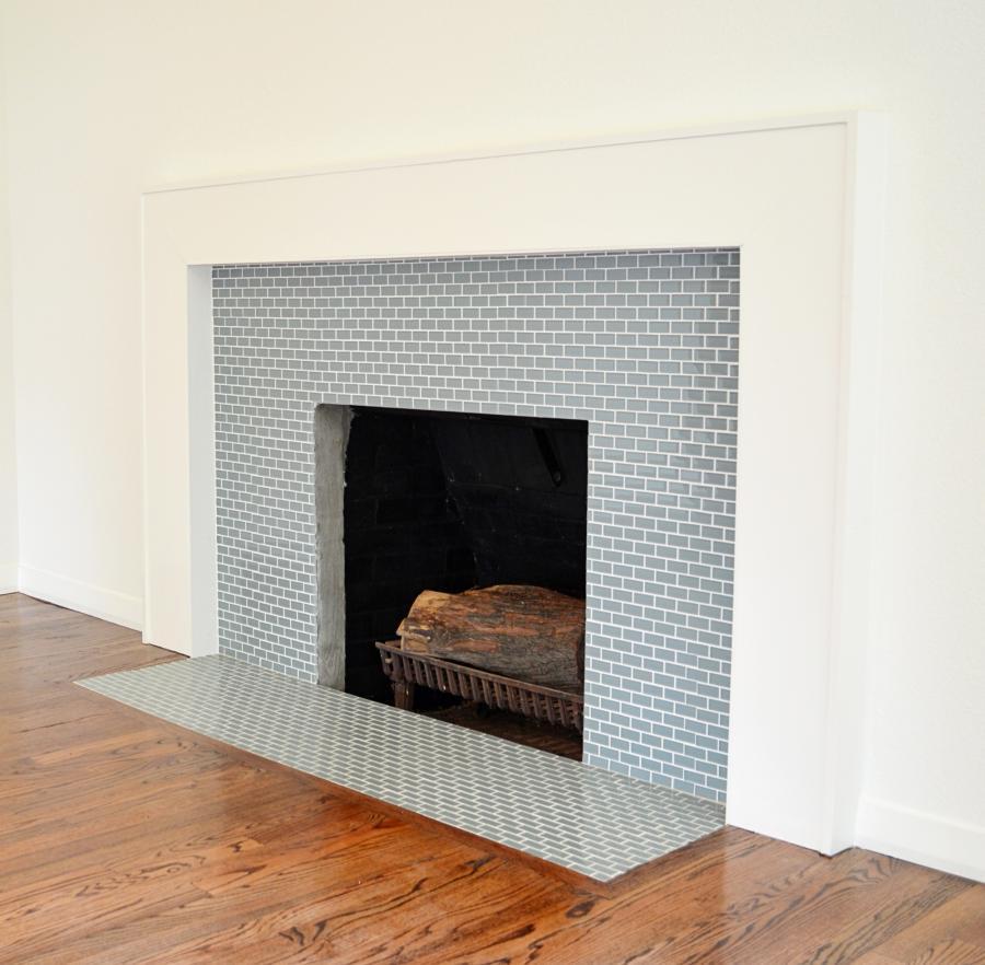 Fireplace Tile Surrounds Photos