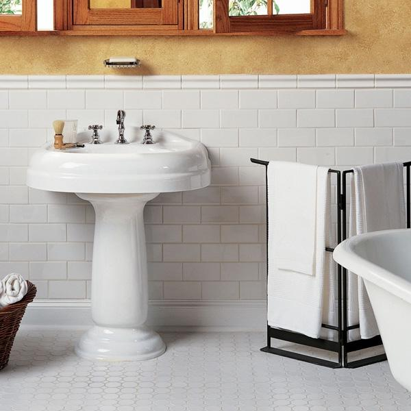 Bathroom Tile Pictures - Create a Classic Look