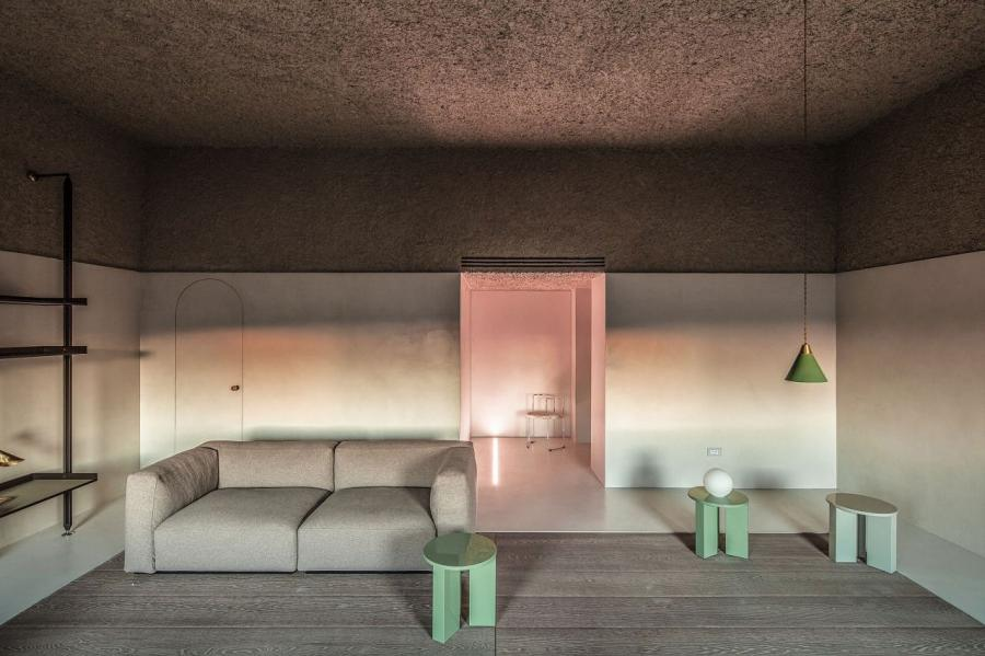 ... Pic of Interesting Interior Design House Of Dust 08 ...