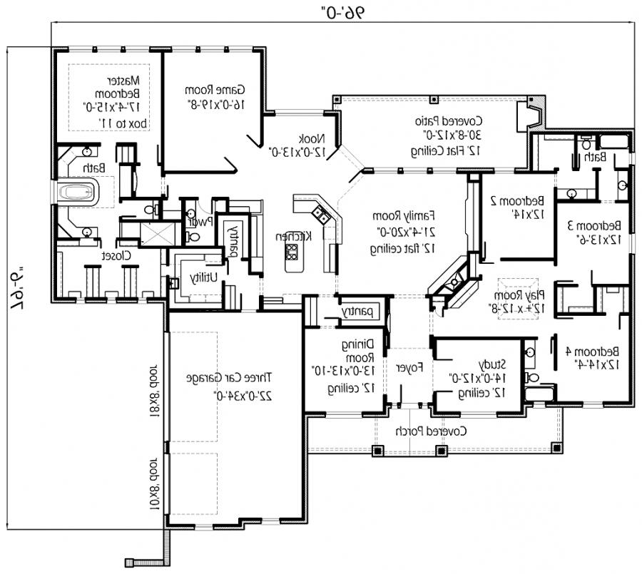 House plan photos for Korel home designs
