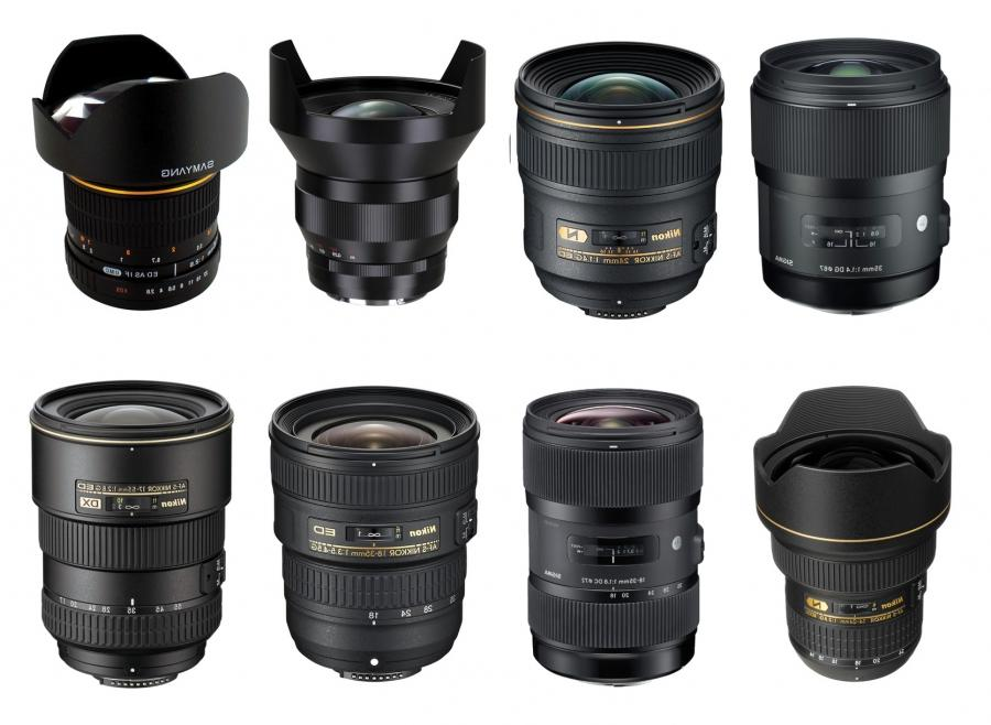 Lenses For Interior Architectural Photography