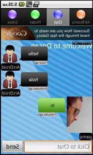 Schizophrenia Online Chat Room
