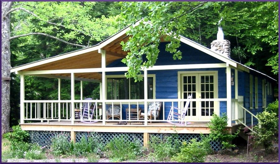 Blueberry Cottage at Mountain Farm