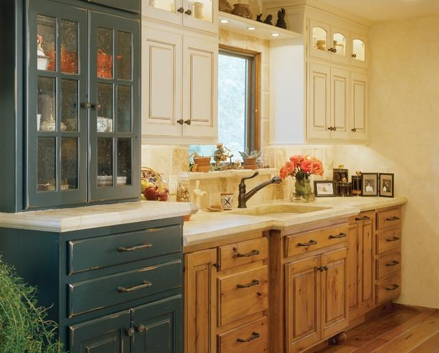 Small Country Kitchens Photos
