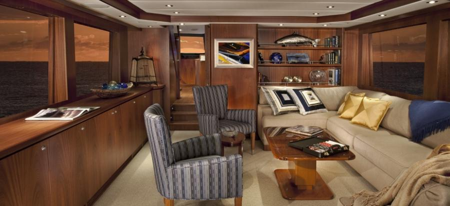 octopus yacht interior photos