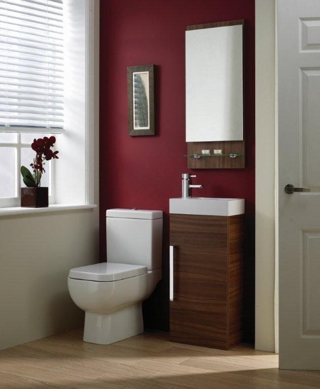 Photos of cloakrooms for Bathroom design kettering