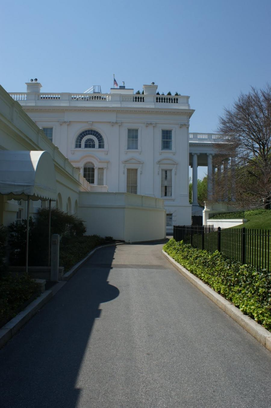 Photos Of White House Private Residence
