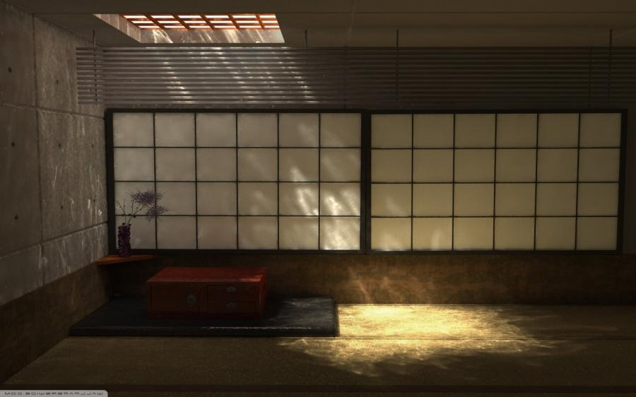Traditional japanese interior design photos for Interior design 7 elements