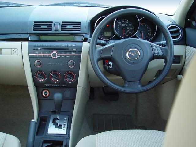 2004 mazda 3 interior photos. Black Bedroom Furniture Sets. Home Design Ideas