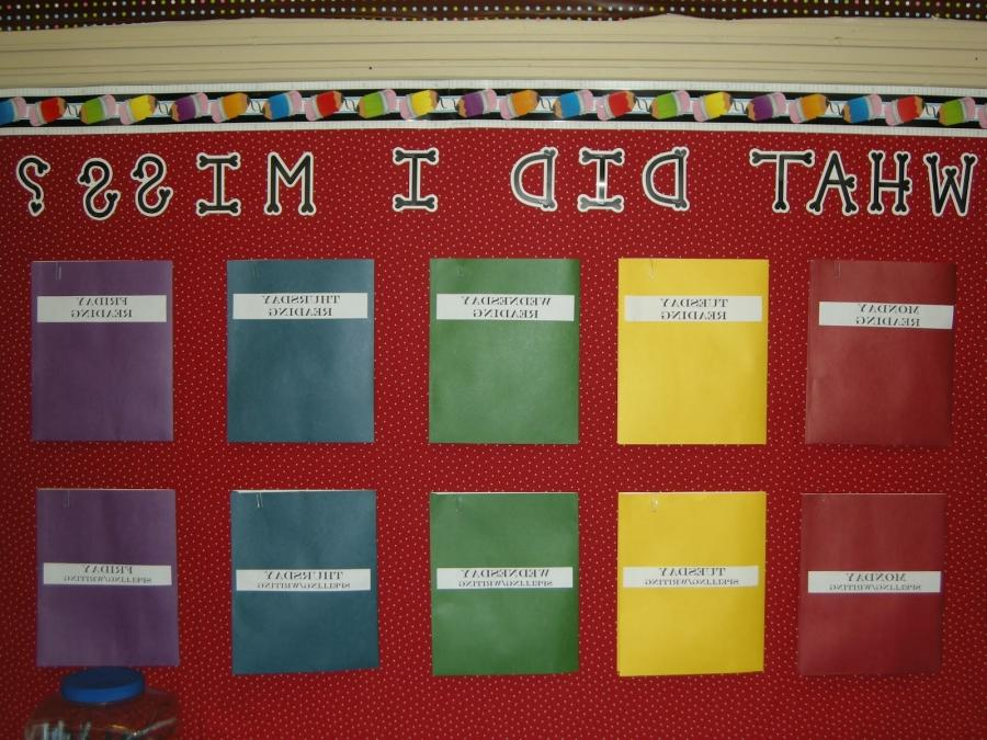 6th Grade Language Arts Classroom Decorations ~ Bulletin board pictures classroom photos