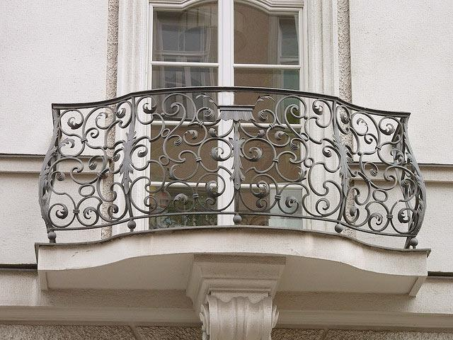 Balcony - Design From Historical Record - BAL81