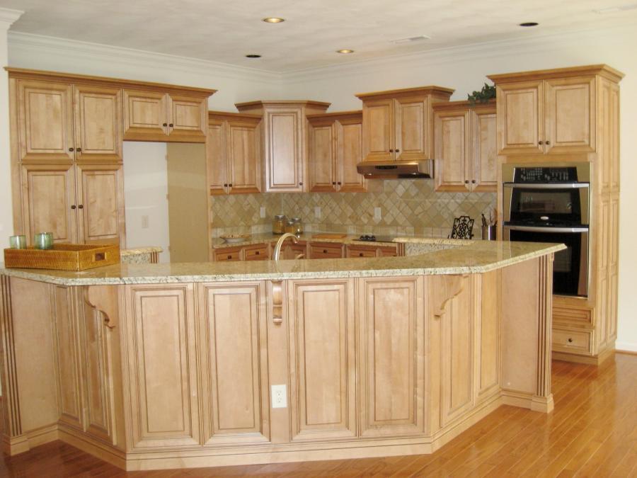 New Home Kitchen Photos