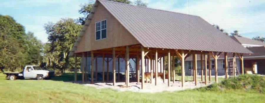 Photos with pole barns with apartments for Barn kits with apartments