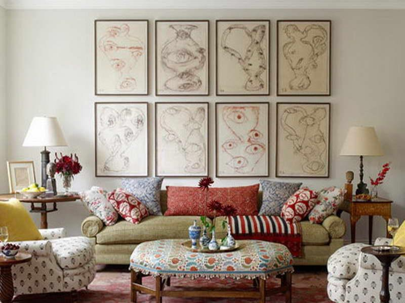 Designer Living Rooms With Classic Design Uploaded by...