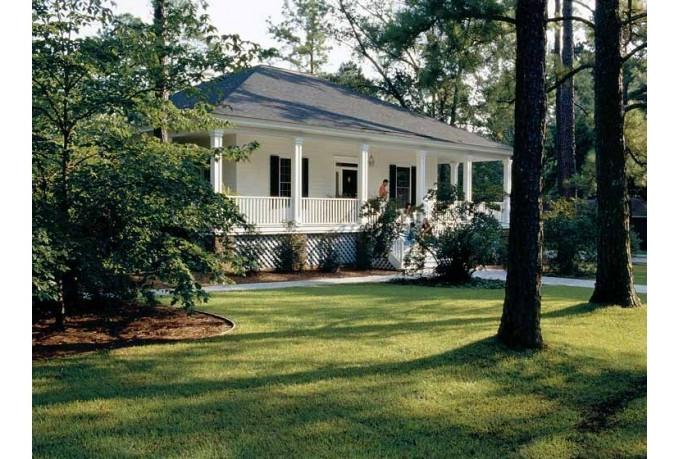 Southern cottage house plans with photos for Gulf coast cottage plans