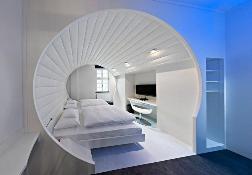 We also posted related photography of Stunning White Bedroom ...