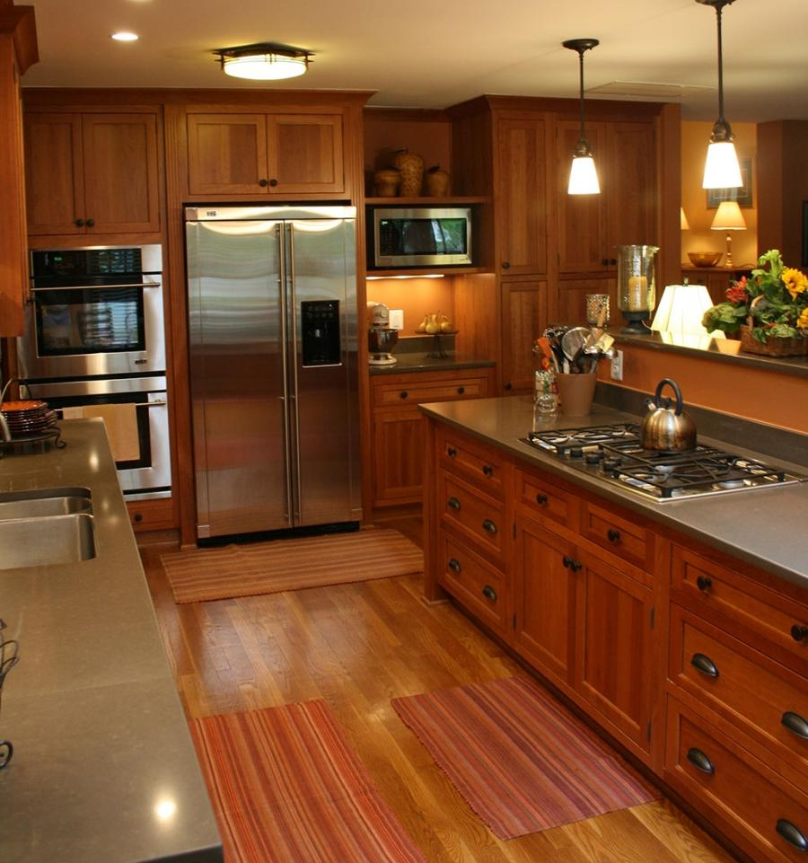 Remodelled Kitchens: Split Level Kitchen Remodel Photos