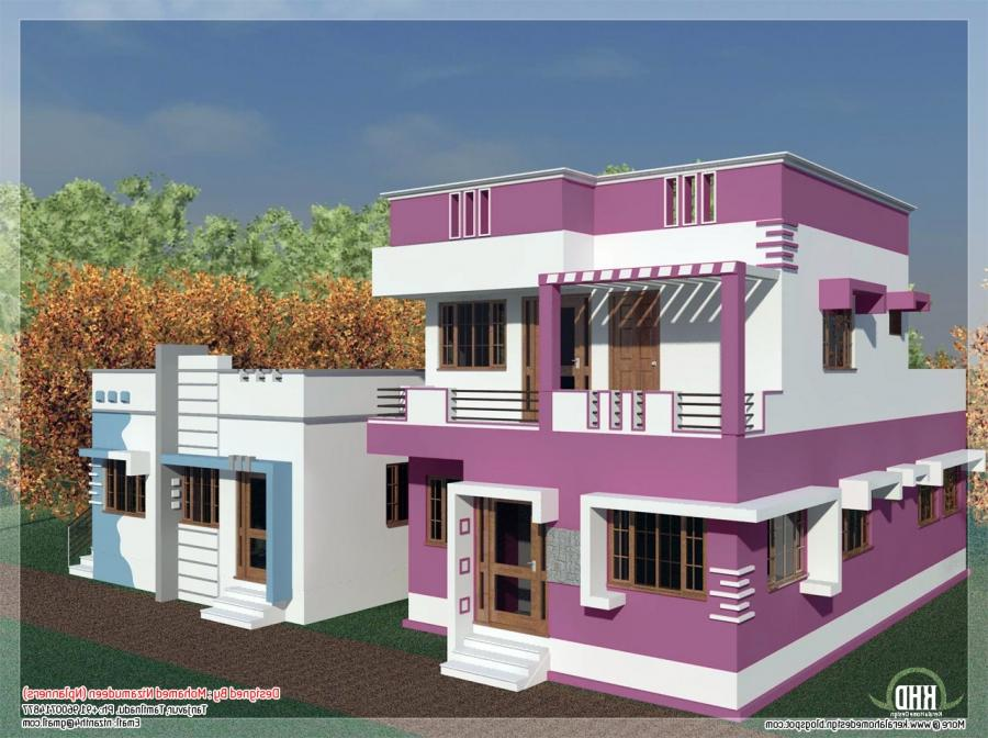 Awesome Tamil Home Design