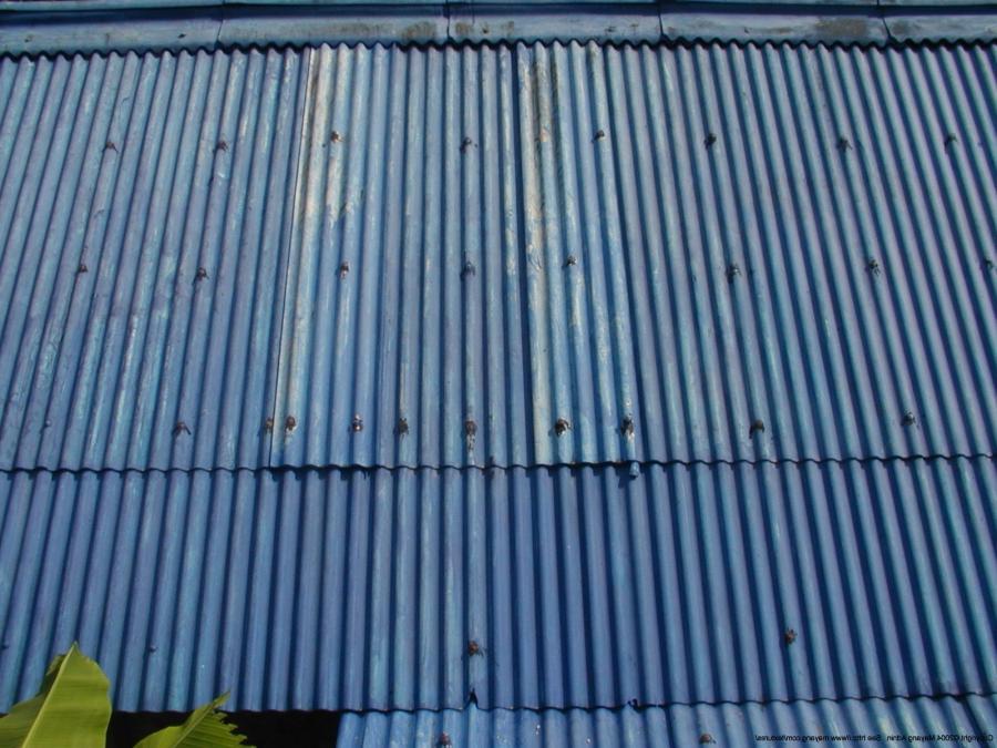 Corrugated Iron Roof Photos