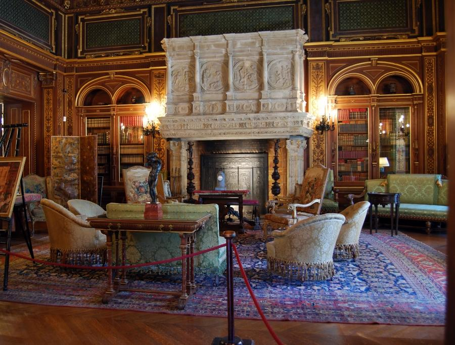 Interior Photos Of The Breakers Mansion