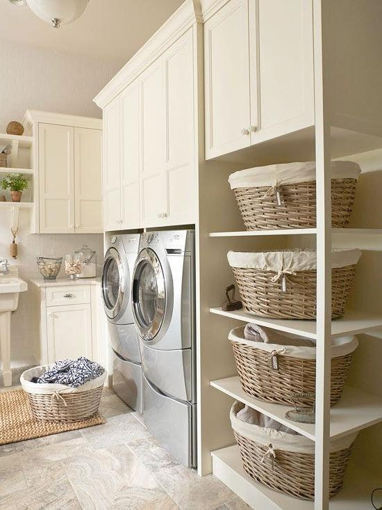 Small Space Laundry Room Ideas - Page 3 of 4 - Four Generations ...