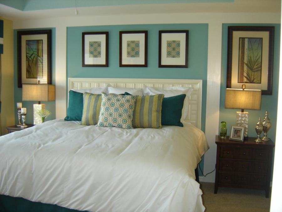 Atlanta Model Home Florida Master Bedroom Design Photos In