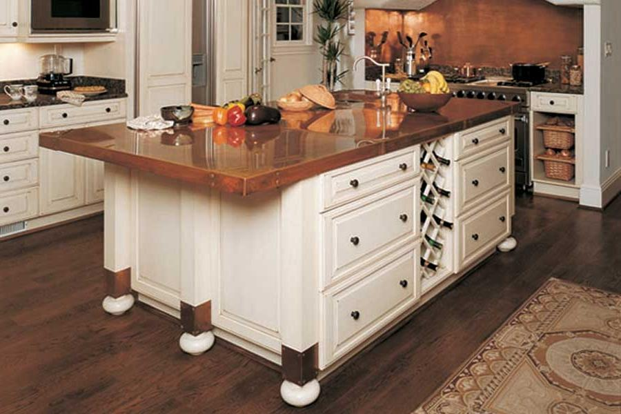 We will help you select the right size and blend for your kitchen...