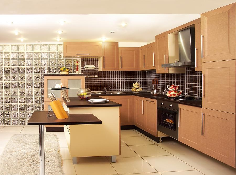 Nice kitchens design photos for Nice kitchen designs photo