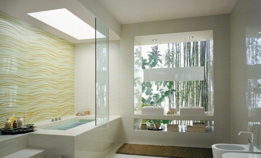 decoration salle de bain photos. Black Bedroom Furniture Sets. Home Design Ideas
