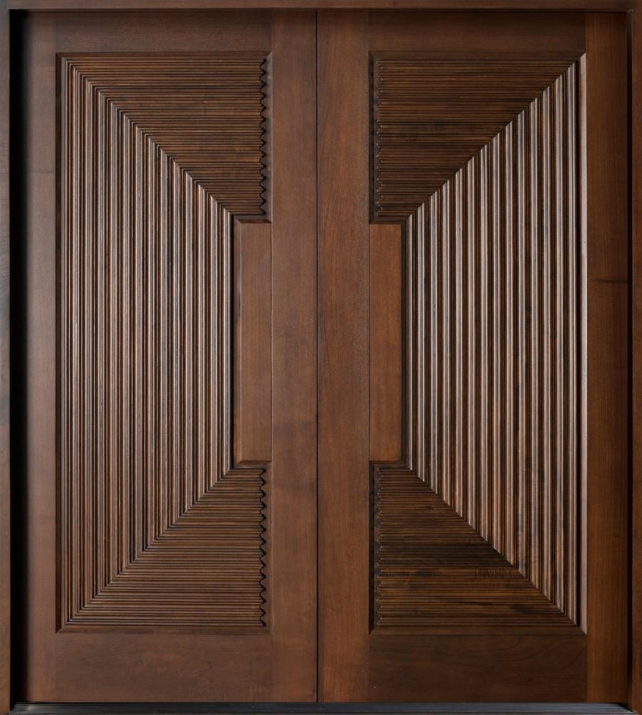 Latest teak wood front door design buy teak wood front door - Main Double Door Designs Photos