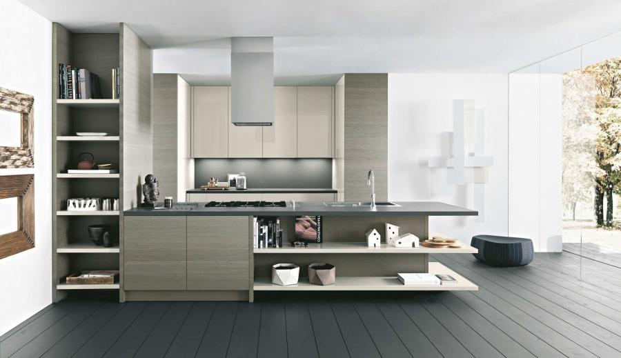 Modern Kitchen Astounding Modern Kitchens Islands Carts And...