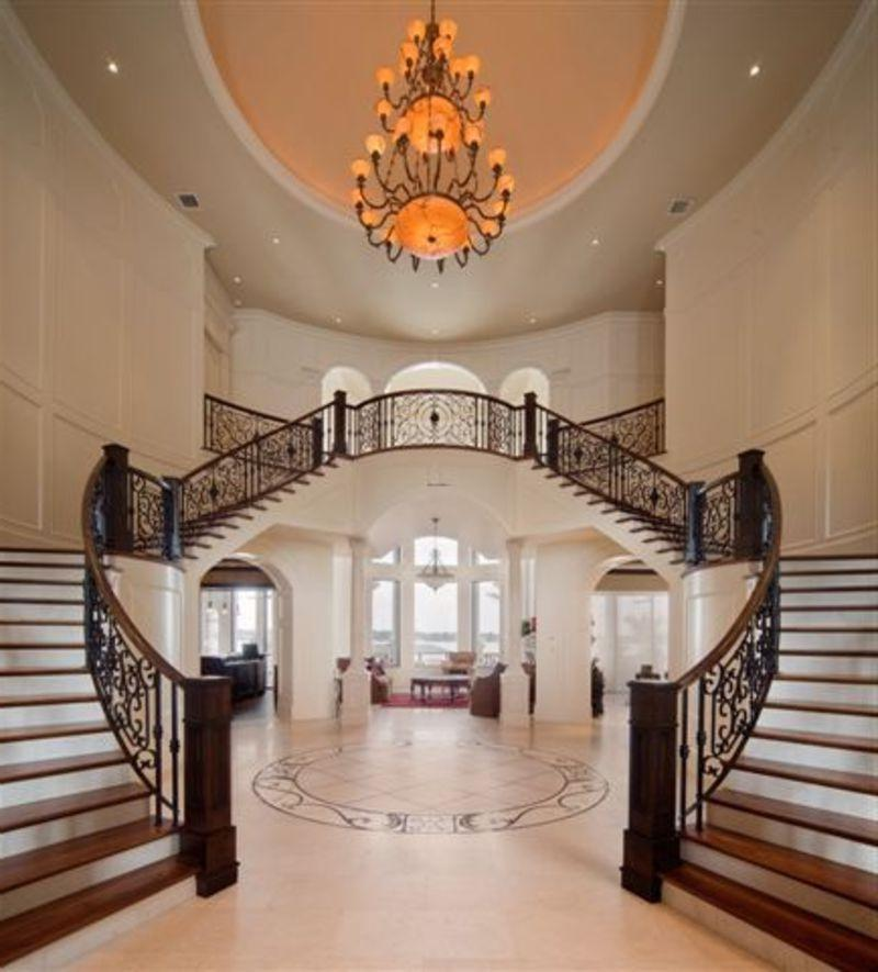 Luxury Homes Interior Gallery: Luxury House Plans With Photos Of Interior
