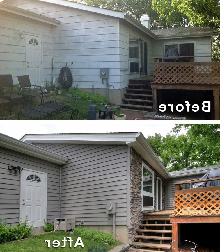 st louis ranch house new siding 5 Reasons to Remodel a Ranch...