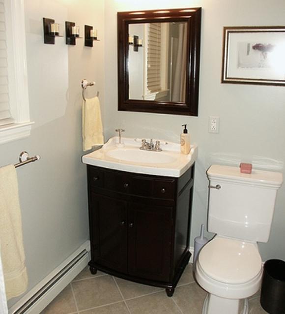Simple Bathroom Ideas Photos