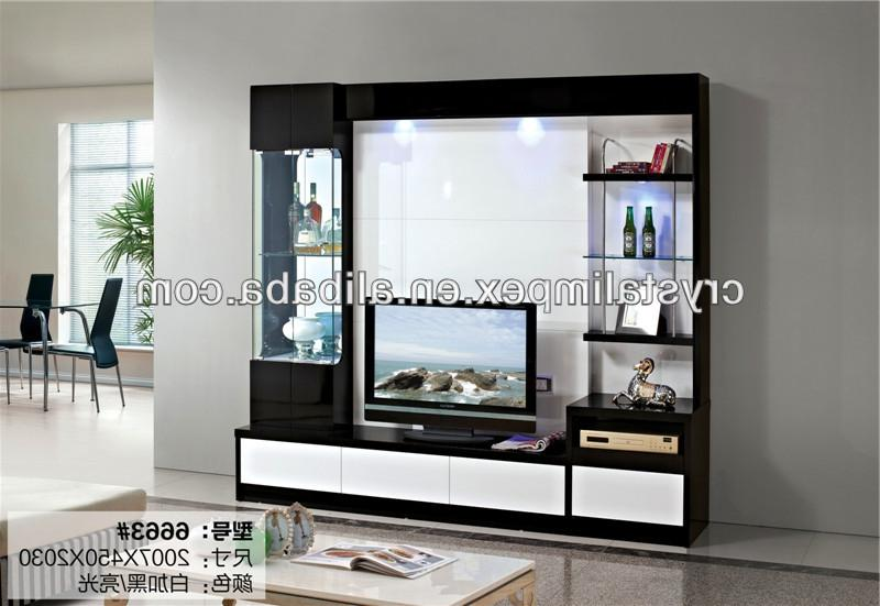 Traditional Wall Unit Entertainment Center Furniture