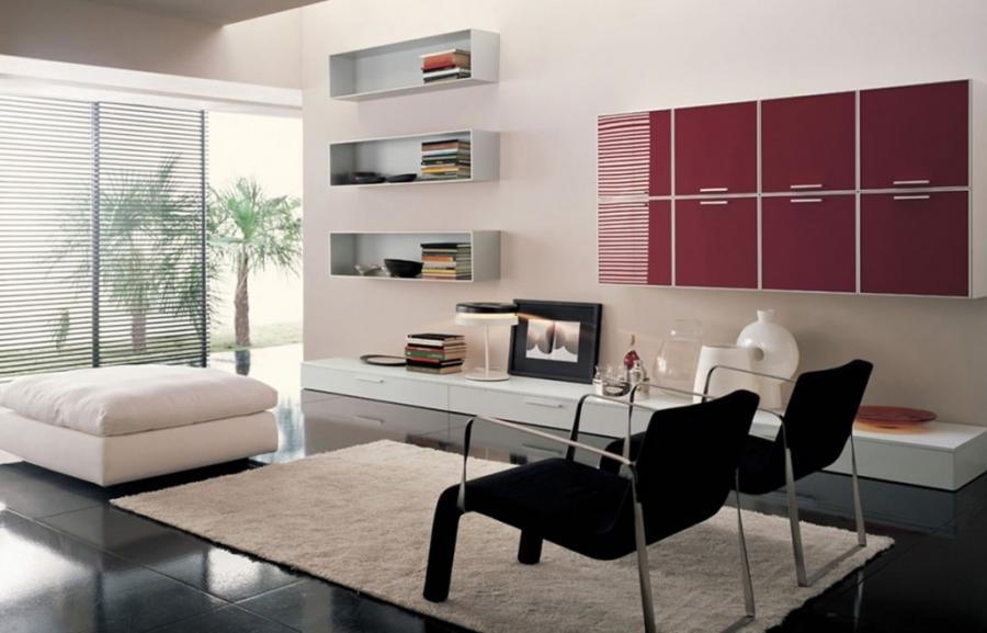 Brilliant Modern Living Room Furniture Designs and Ideas Picture...