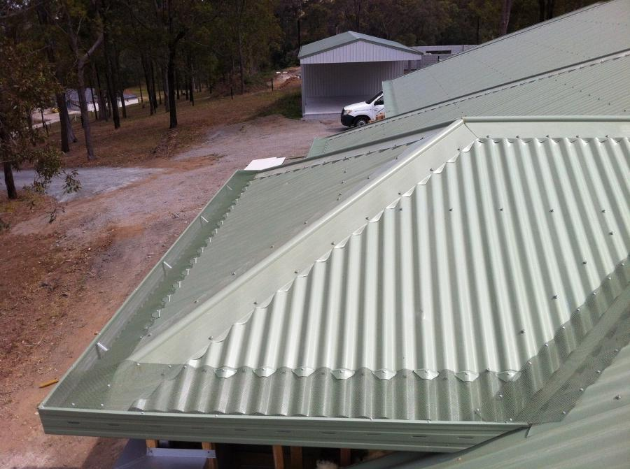Corrugated Roof Photos