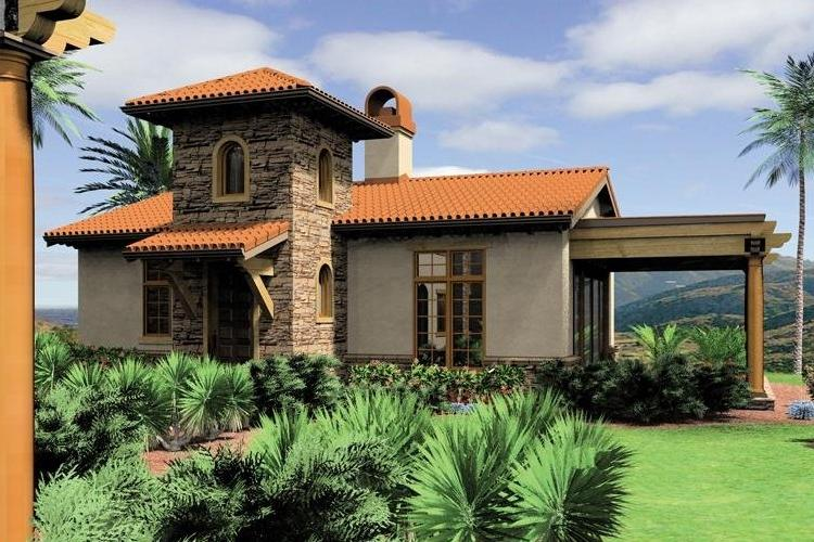 Southwest house plans photos for Southwest home designs