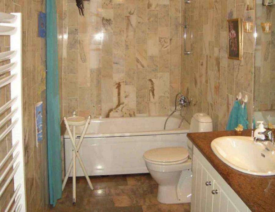 Tile bathroom floor ideas