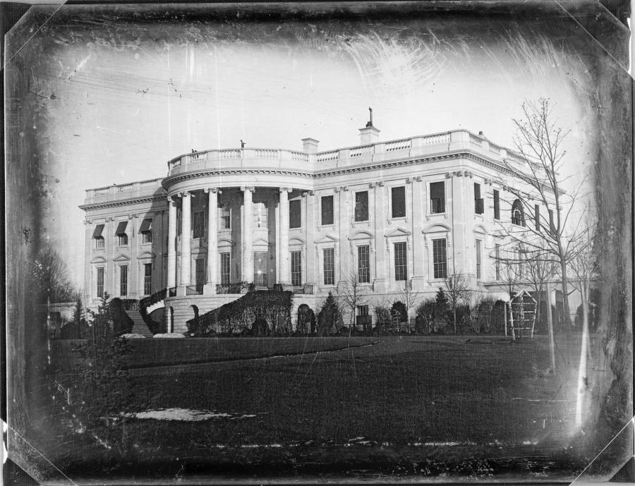 White House History Photos