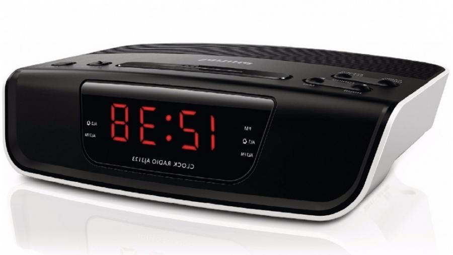 philips alarm clock radio instructions