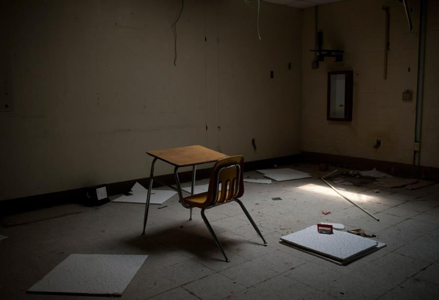 Verdict Looms for Education in u0026#39;Corridor of...