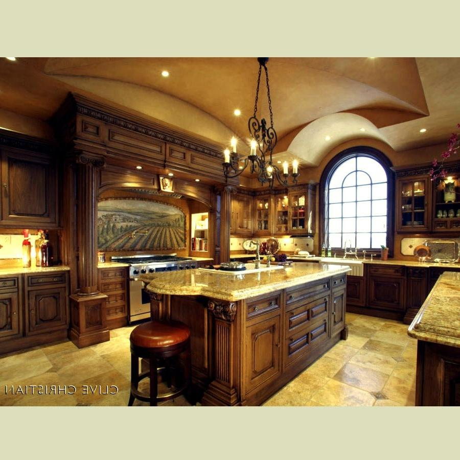 Luxury classic Kitchen Designs